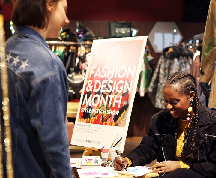2018 Fashion Design Month In Central London The Crown Estate